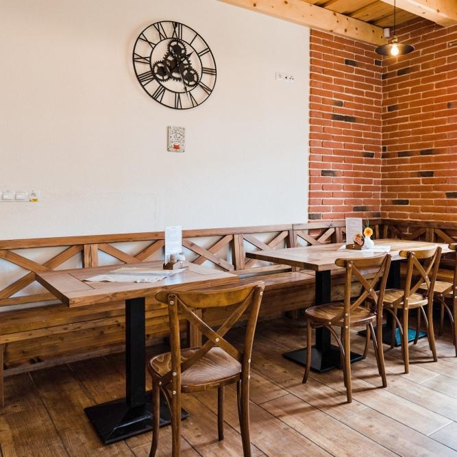 Reštaurácia Lampáreň