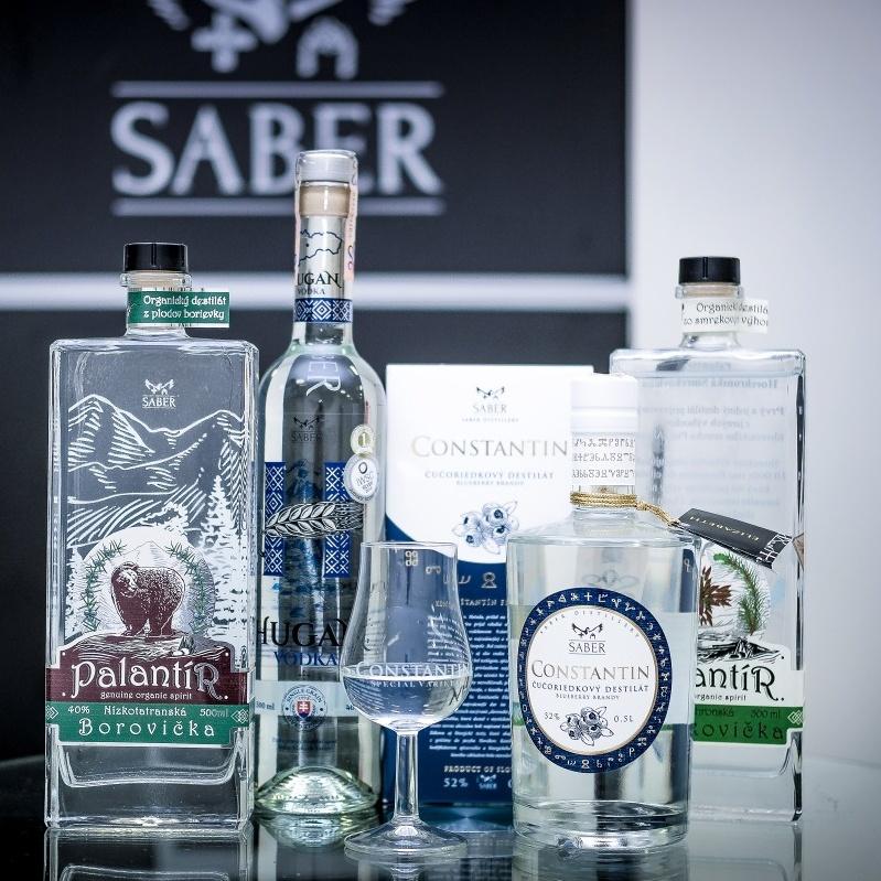 Saber Distillery